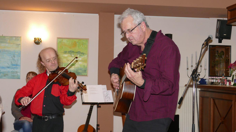 Ian Mardon und Dylan Voughn