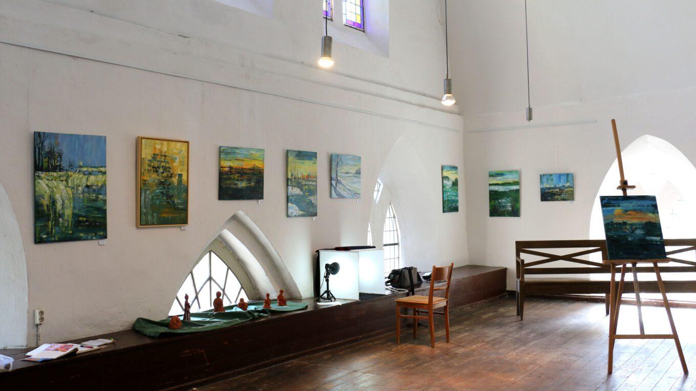 Ausstellung Kathrin Wolbring-Wagner